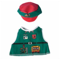 Dexter Educational Toys DEX1215 Bus Driver Dress Up For Dolls And Teddy Bears