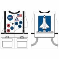 Dexter Educational Play DEX137 Astronaut Costume, White