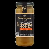 Wedderspoon Gold100% Raw Manuka Honey KFactor
