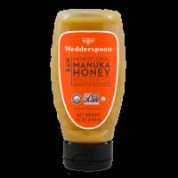 Wedderspoon Raw Monofloral Manuka Honey - 12 oz