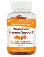 Wedderspoon Citrus Manuka Honey Immunity Gummies - 90 ct