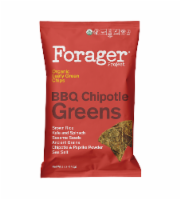 Forager Project Organic BBQ Chipotle Greens Leafy Green Chips