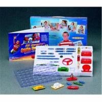 Kid Inventor K-120 Basic Electronics Kit - 120 Projects