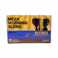 Westrock Coffee Meza Morning Blend Medium Roast Single Serve Coffee Cups - 12 ct