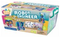 Thames & Kosmos Robot Engineer Science Kit