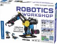 Thames & Kosmos Robotics Workshop Kit - 1 ct