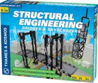 Thames & Kosmos Structural Engineering Bridges & Skyscrapers Kit