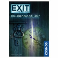 Thames & Kosmos Exit: The Abandoned Cabin Board Game - 1 ct