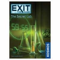 Thames & Kosmos Exit The Secret Lab Board Game - 1 ct