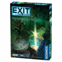Thames & Kosmos Exit The Forgotten Island Board Game - 1 ct