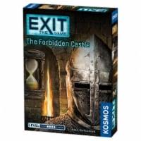 Thames & Kosmos Exit The Forbidden Castle Board Game - 1 ct