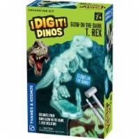 Thames & Kosmos 630409 I Dig It Dinos Glow in the Dark T.Rex Excavation Kit - 1