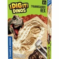 Thames & Kosmos I Dig It Dinos T. Rex Excavation Kit - 1