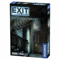Thames & Kosmos THK694036 Exit The Sinister Mansion Board Game - 1 ct