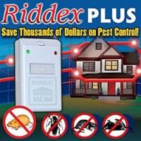 Riddex Plus Pest Repelling Aid - 1