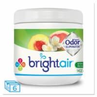 Bright Air Deodorizer,14 oz.,Jar,PK6  BRI 900133 - 1