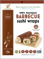 NewGem Foods Barbecue Sushi Wraps