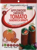 NewGem Foods Applewood Smoked Tomato Sandwich Wraps