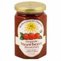 Mediterranean Organic Strawberry Preserves - 13 oz