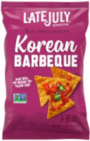 Late July Organic Korean Barbeque Tortilla Chips
