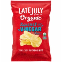 Late July Organic Sea Salt & Vinegar Potato Chips