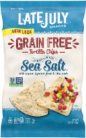 Late July Organic Sea Salt Tigernut Flour Tortilla Chips