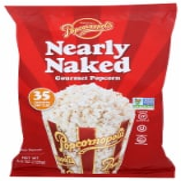 Popcornopolis Nearly Naked Gourmet Popcorn - 4.5 oz