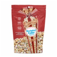 Popcornopolis Birthday Cake Popcorn - 7 oz