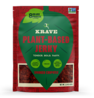 Krave Smoked Chipotle Plant Based Jerky