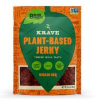 Krave Korean BBQ Plant-Based Jerky