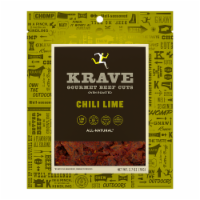 Krave Gourmet Beef Cuts Chili Lime Jerky - 2.7 oz