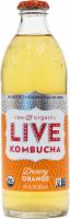 Live Kombucha Soda Dreamy Orange - 12 fl oz