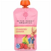 Peter Rabbit Organics Strawberry & Banana Snack