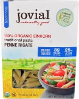 Jovial  Organic Einkorn Traditional Pasta Penne Rigate