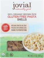 Jovial Organic Brown Rice Shells