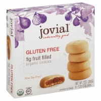 Jovial Organic Fig Fruit Filled Cookies