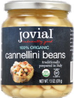 Jovial Organic Cannellini Beans