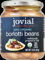 Jovial  Organic Borlotti Beans