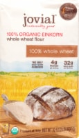 Jovial 100% Organic Einkorn Whole Wheat Flour