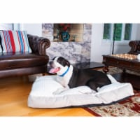 Armarkat M12HMB-MB-X Crate Mat with Poly Fill Cushion & Removable Cover Dog Bed - Extra Large - 1