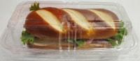 Fresh Kitchen Roast Beef and Cheddar Pretzel Roll - 8.5 oz