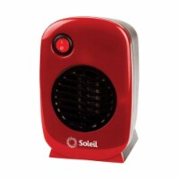Soleil MH-01 250 watt Electric Portable Heater  Red