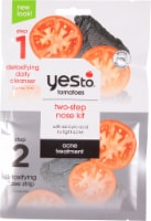 Yes To Charcoal 2-Step Detoxifying Nose Kit