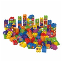 BiOBUDDi Educational Blocks w/ 3 Baseplates