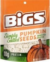 Bigs Simply Salted Pumpkin Seeds