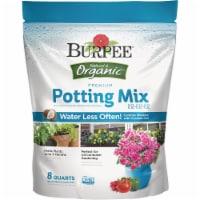 Burpee 8 Qt. 6-1/2 Lb. All Purpose Container Organic Seed Starting Mix BP8QTPM