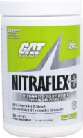 GAT Sport Nitraflex Lemon Lime Flavored Hyperemia & Testosterone Enhancing Powder