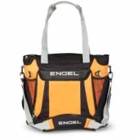 Engel ENGCB2 23 Quart Insulated Water Resistant Backpack Cooler Bag, Orange - 1 Unit