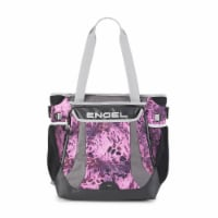 Engel Prym1 5.7 Gal Backpack Ice Cooler with 24 Can Capacity, Pink Out Camo - 1 Unit