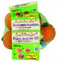 Pumpkin Patch Pals Paint Activity Kit - 6 ct